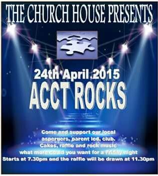 ACCT Rocks 2015 poster