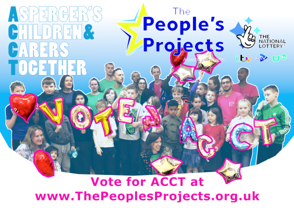 Vote For ACCT Poster People's Projects