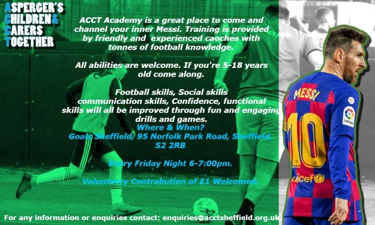 ACCT Academy Poster December 2019
